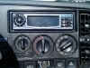 Monterad radio